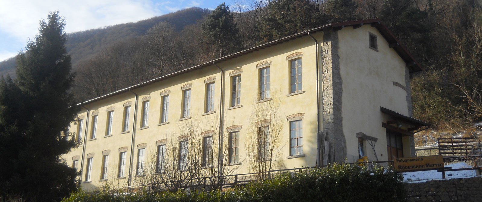 Sede della falegnameria Rodeschini